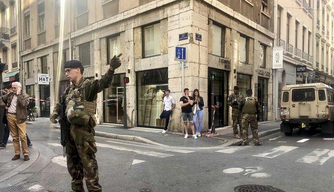 Συνελήφθη ο δράστης της επίθεσης στη Λυών