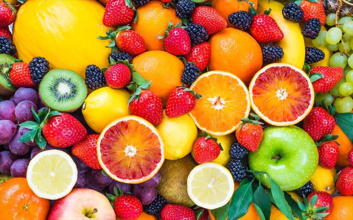 Αδυνατίστε καταναλώνοντας φρούτα