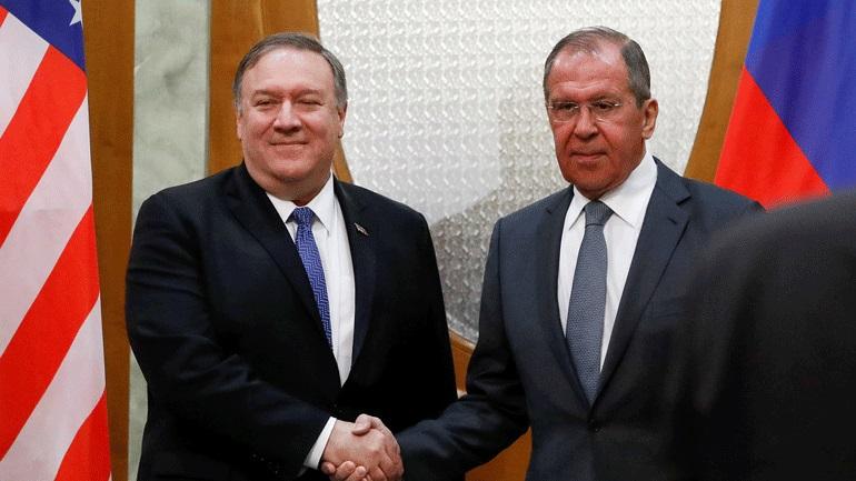 Μόσχα και Ουάσινγκτον υπέρ του διαλόγου στο ζήτημα της Βενεζουέλας
