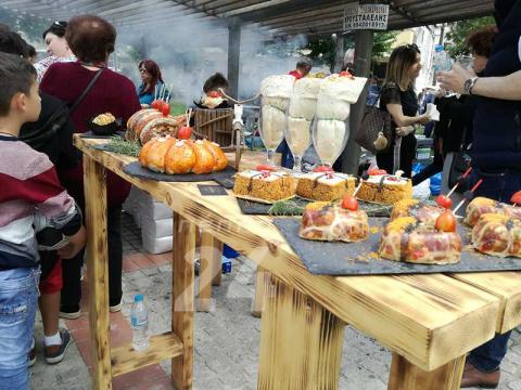 Η Πέλλα της Γεύσης για 8η χρονιά στα Γιαννιτσά