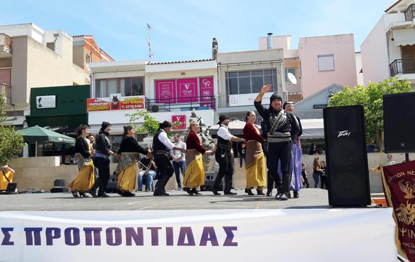 Ολοκληρώθηκε με επιτυχία το 1ο Φεστιβάλ Ποντιακού Ελληνισμού Δήμου Νέας Προποντίδας