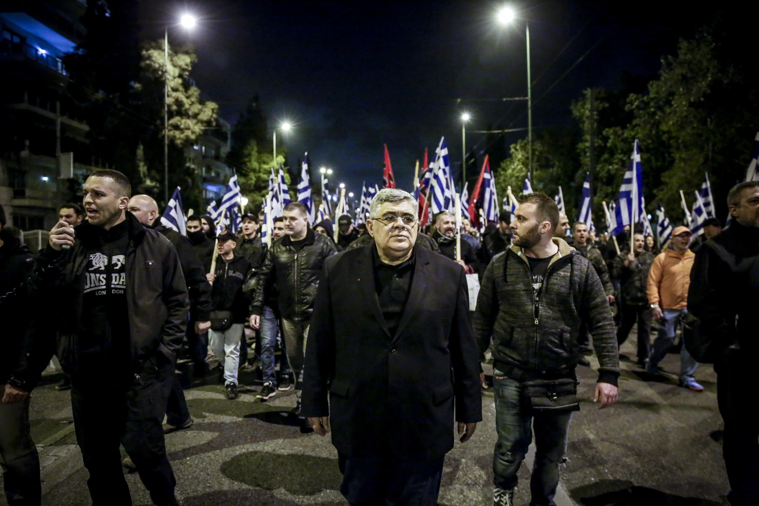Οριστικά εκτός εκλογών η Χρυσή Αυγή στη Θεσσαλονίκη
