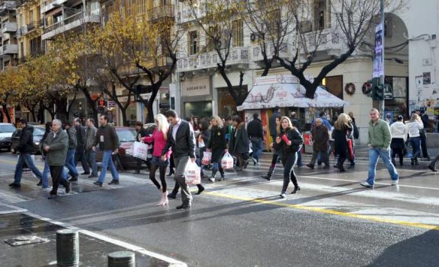 Δεν θα λειτουργήσουν τα καταστήματα του Αγίου Πνεύματος στη Θεσσαλονίκη