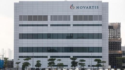 """Υπόθεση Novartis: Ποινική δίωξη για """"ξέπλυμα"""" χρήματος"""