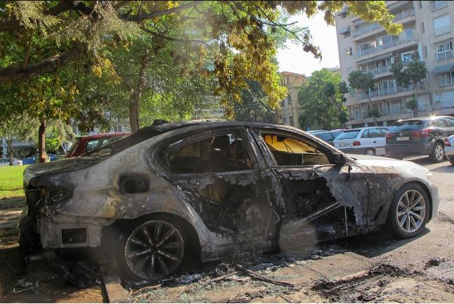 Θεσσαλονίκη: Εμπρηστικές επιθέσεις σε διπλωματικά οχήματα
