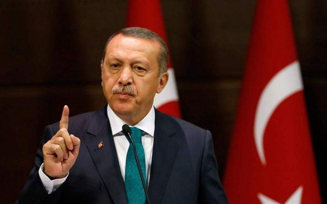 Ερντογάν: Μην παραδώσουμε την Κωνσταντινούπολη στους Έλληνες