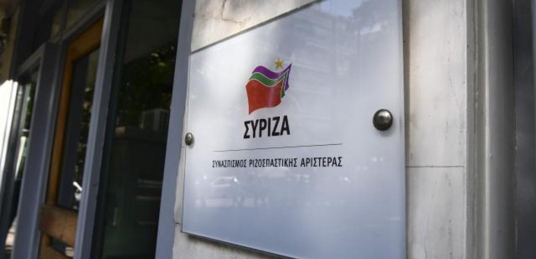 Βαρύ κλίμα στα γραφεία του ΣΥΡΙΖΑ Θεσσαλονίκης μετά το Exit Poll