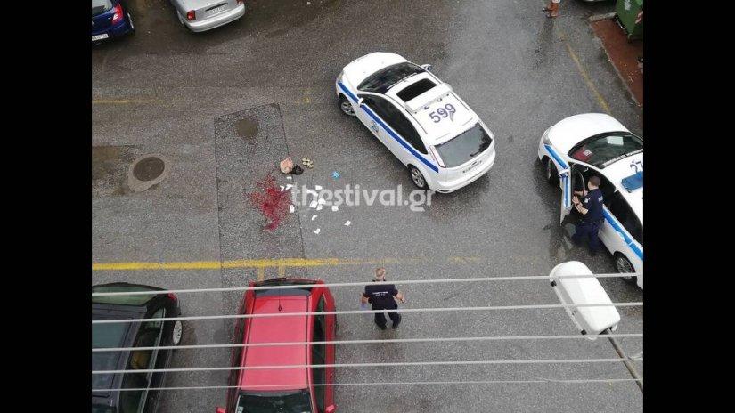 Θεσσαλονίκη: Ο δράστης χτύπησε 53χρονη με τσεκούρι στο κεφάλι