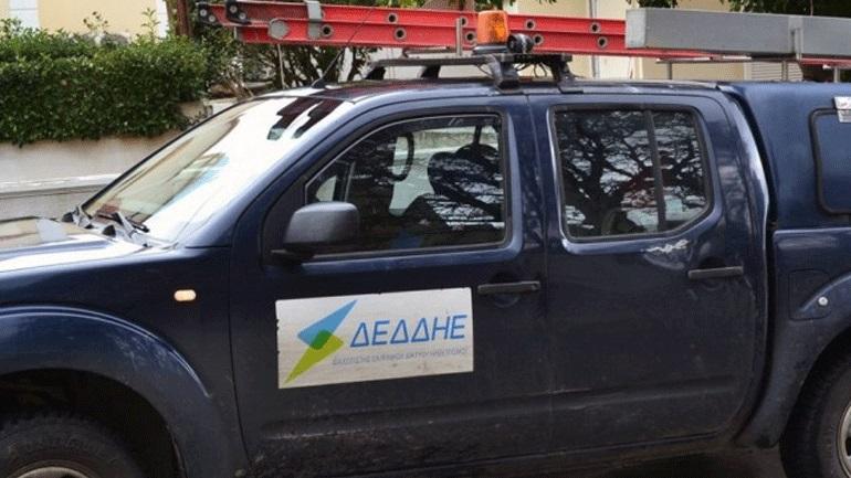 ΔΕΔΔΗΕ: Μέχρι και το βράδυ η αποκατάσταση ηλεκτροδότησης στην Κασσάνδρα