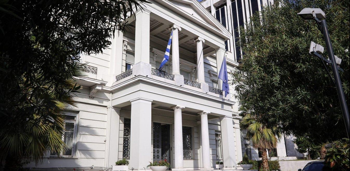 ΥΠΕΞ για Τουρκία: Να διακόψει τις παράνομες πρακτικές στην Κυπριακή ΑΟΖ