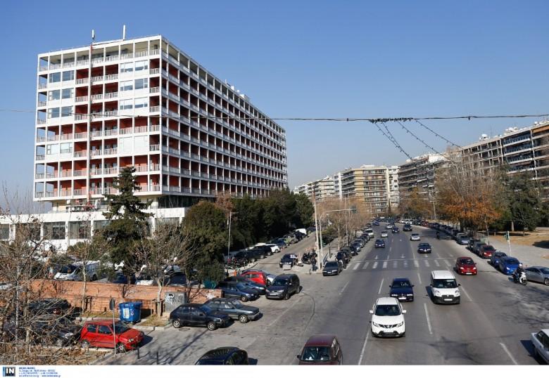 Επικίνδυνες οι λεύκες στην Παραλιακή Θεσσαλονίκης