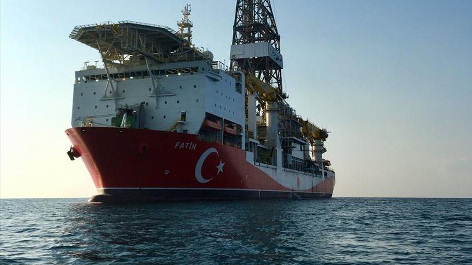 Κύπρος κατά Τουρκίας για τη νέα γεώτρηση