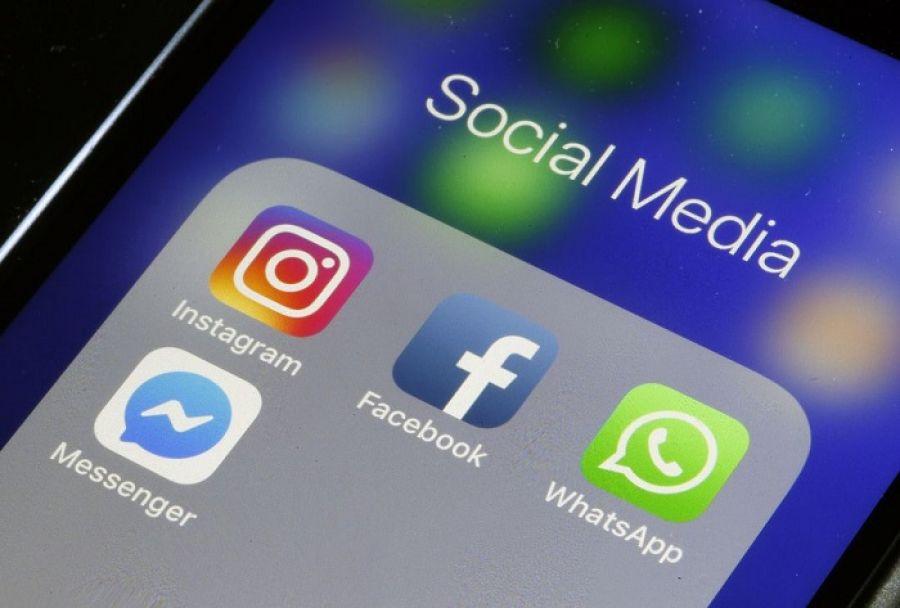 """""""Έπεσαν"""" Facebook, Instagram, Whatsapp"""