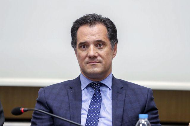Άδωνις Γεωργιάδης: Αίτημα για ενεργοποίηση του Ταμείου Αλληλεγγύης της ΕΕ