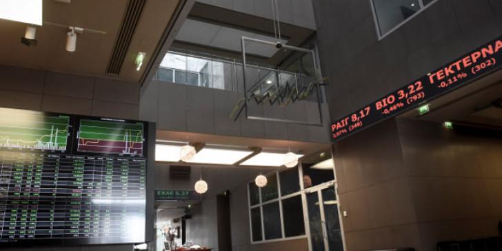 Χρηματιστήριο: Κλείσιμο με ανοδική τάση στη σημερινή συνεδρίαση