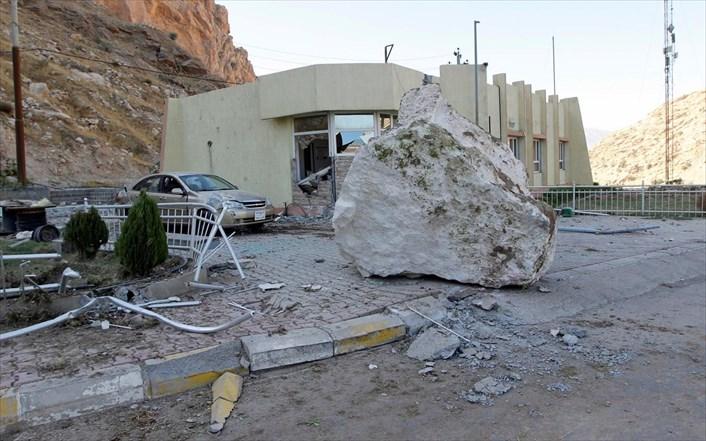Σεισμός 5,7 βαθμών ρίχτερ σημειώθηκε στο Ιράν