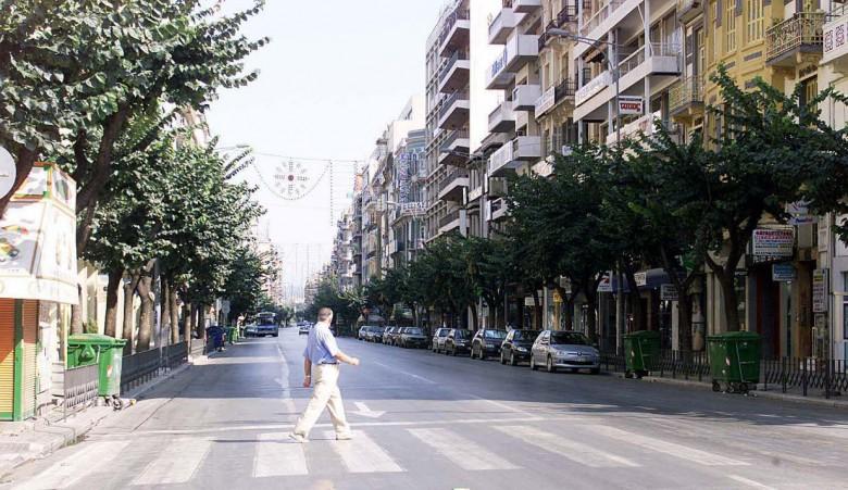 Θεσσαλονίκη: Πεζοδρομημένη η Τσιμισκή έως και το 2028