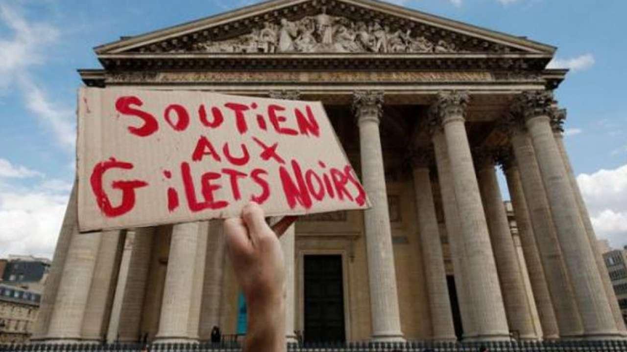 Παρίσι: Μετανάστες κάνουν κατάληψη στο Πάνθεον