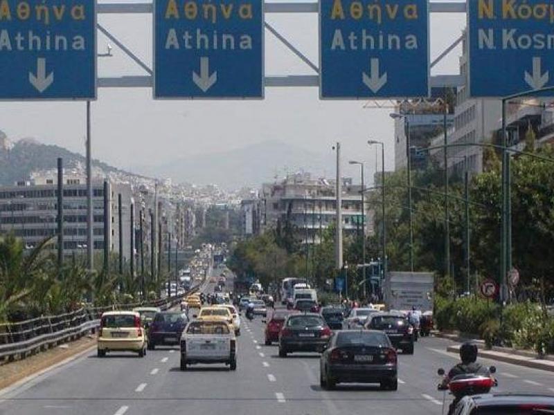 Νέες ρυθμίσεις στη κυκλοφορία θα πραγματοποιηθούν τις επόμενες μέρες σε Αθήνα και Πειραιά