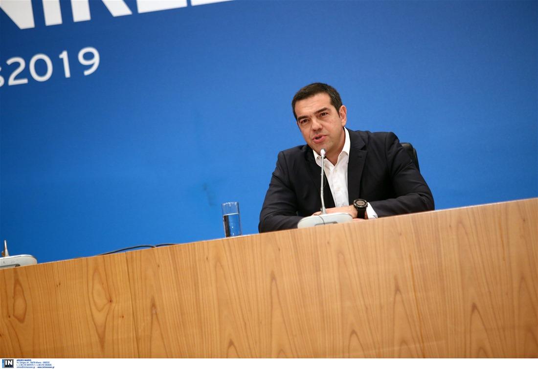 Αλ. Τσίπρας: Δώσαμε έναν δύσκολο αγώνα – Ξεκινάει ο πολιτικός μετασχηματισμός του ΣΥΡΙΖΑ