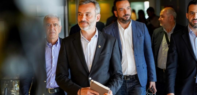 Ζέρβας: Οι σκέψεις για τη νέα διοίκηση στον Δήμο Θεσσαλονίκης