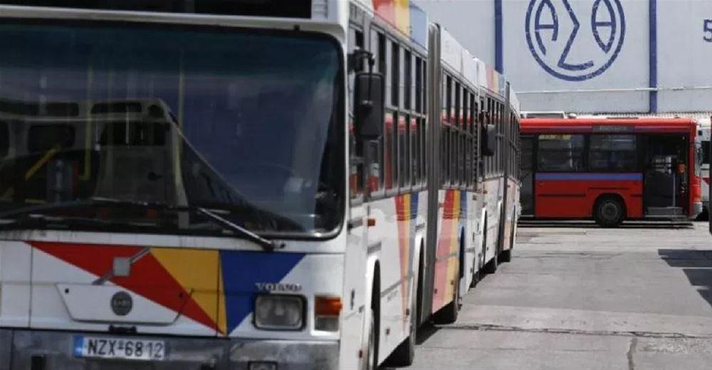 Πρόεδρος ΟΑΣΘ: Σε τρεις βάρδιες τα συνεργεία για να βγουν περισσότερα λεωφορεία στους δρόμους