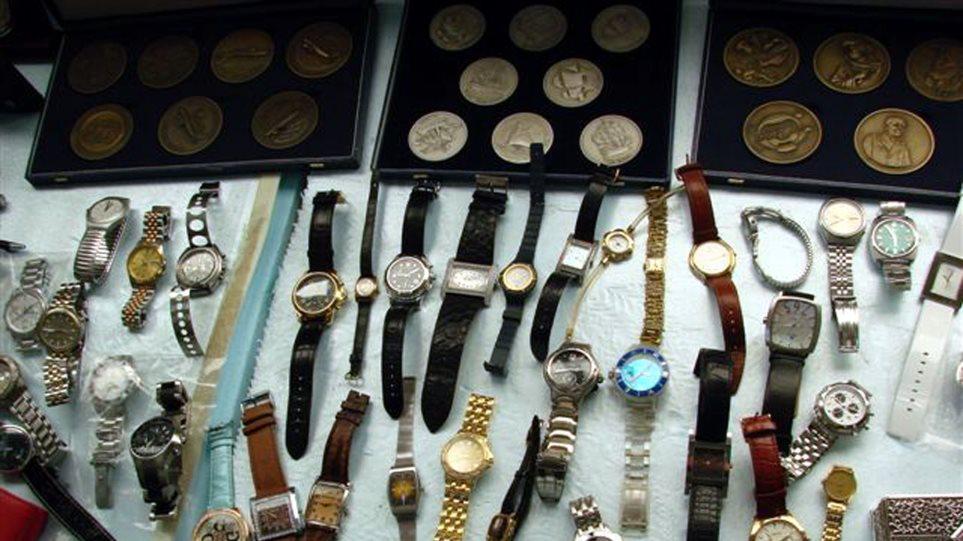 ΣΔΟΕ: Κατέσχεσε πάνω από 29.000 μαιμού ρολόγια