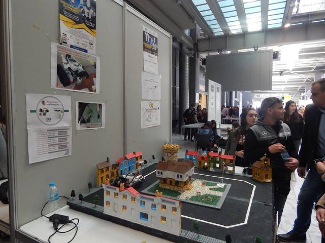 Ρομποτικές εφαρμογές για ΑΜΕΑ από μαθητές δημοτικού στην 84η ΔΕΘ