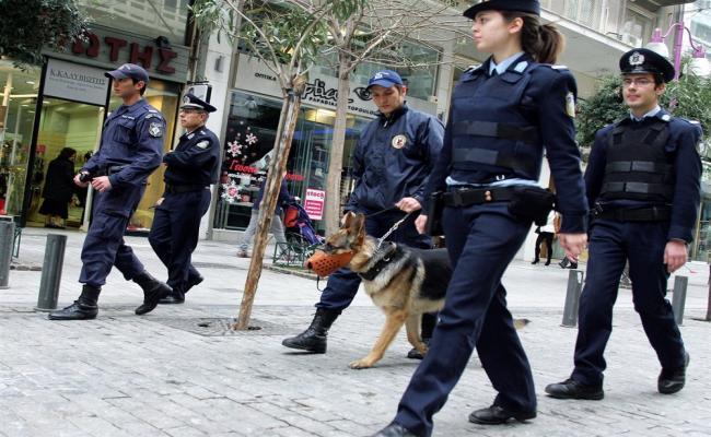 Έλεγχοι σε 13.693 άτομα από τις πεζές περιπολίες στη Θεσσαλονίκη
