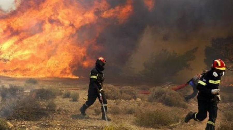 ΠΡΟΣΟΧΗ: Υψηλός ο κίνδυνος πυρκαγιάς αύριο σε Θεσσαλονίκη και Χαλκιδική