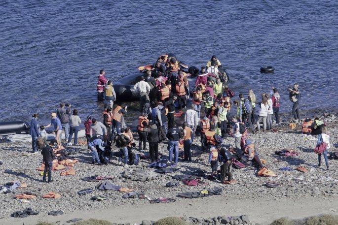 Αύξηση των προσφυγικών ροών κατά 138% τις τελευταίες εβδομάδες