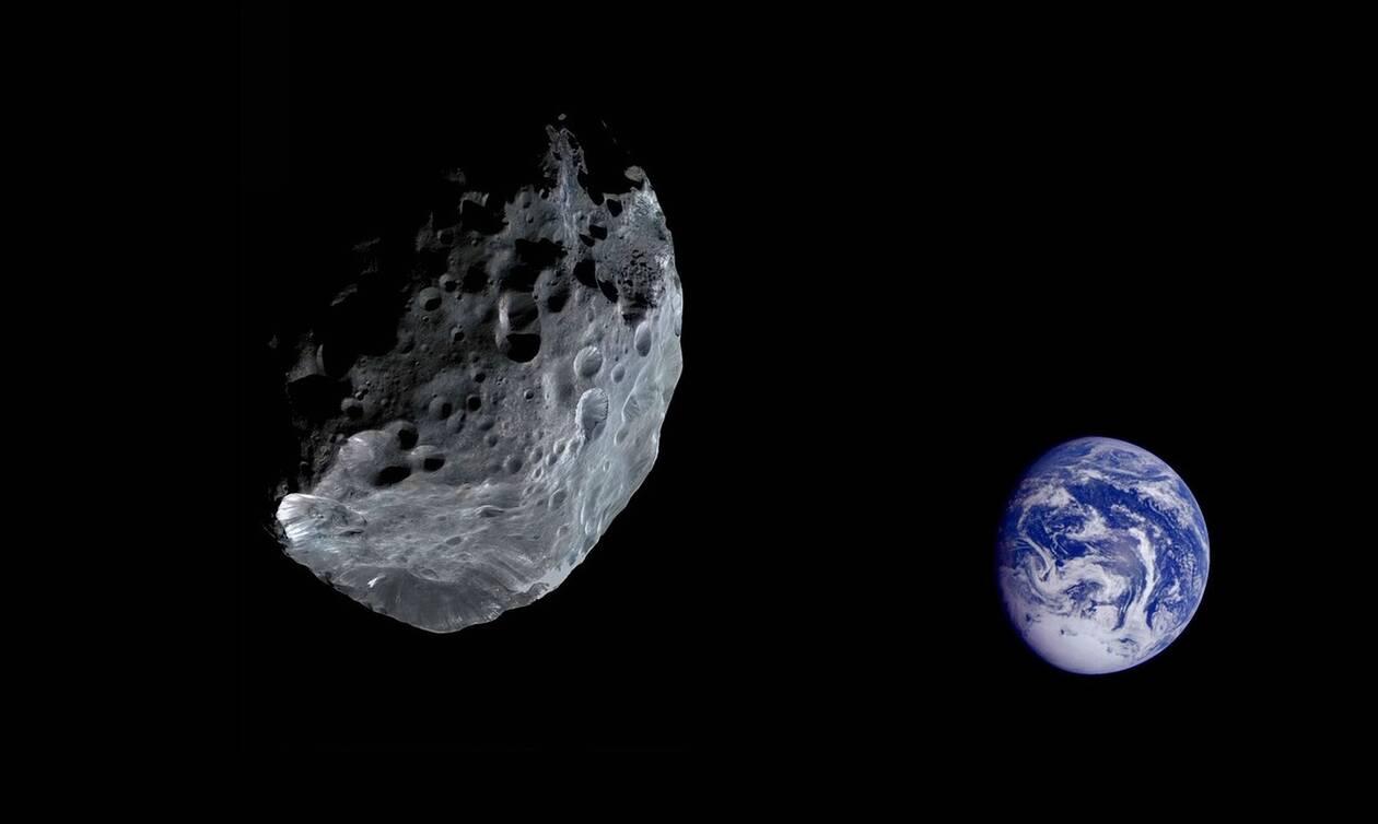 Αστεροειδής – δολοφόνος πλησιάζει τη Γη