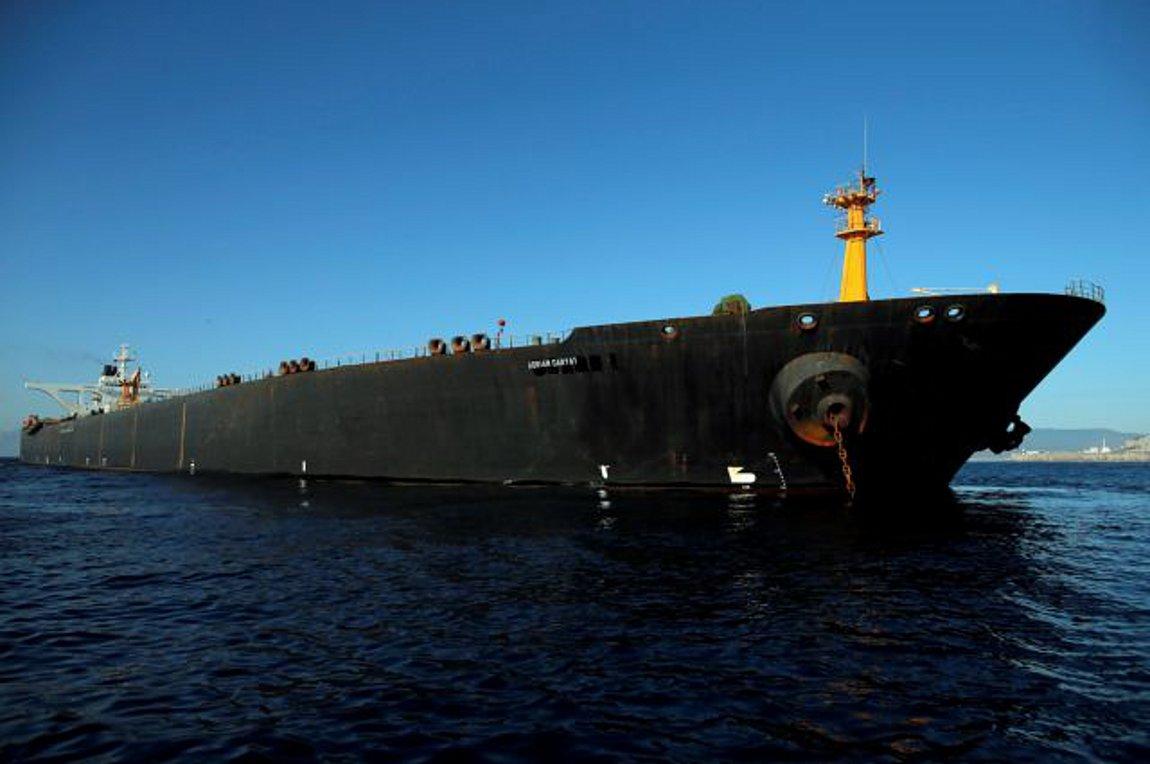 Μήνυμα ΗΠΑ στην Ελλάδα για το ιρανικό δεξαμενόπλοιο