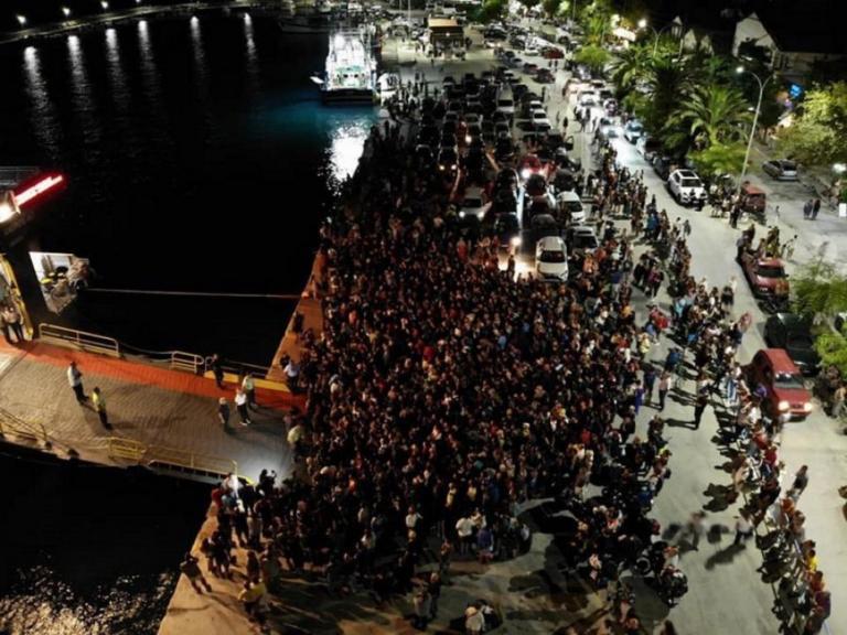 Εξομαλύνεται η κατάσταση στη Σαμοθράκη -Στο 50% οι ακυρώσεις επισκεπτών