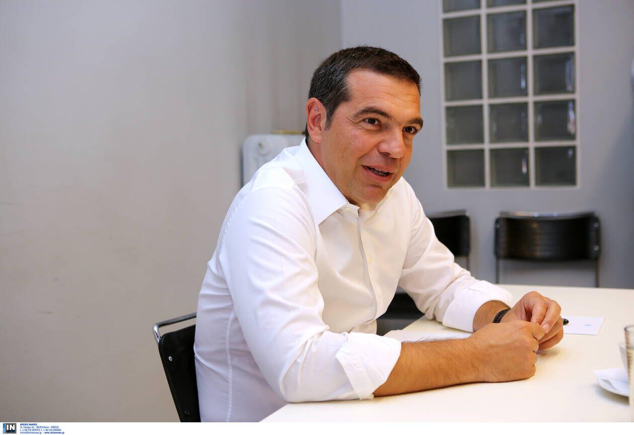 Δήλωση Αλ. Τσίπρα: Σημαντικές δυνατότητες αλλά και δυσκολίες για την ελληνική οικονομία