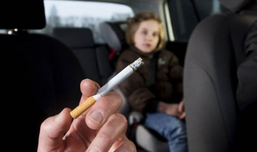 Παιδιά – παθητικοί καπνιστές: Μεγαλύτερος ο κίνδυνος κολπικής μαρμαρυγής, σύμφωνα με νέα έρευνα