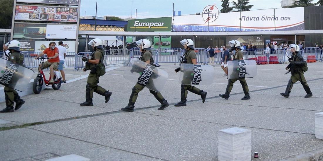 Θεσσαλονίκη: 3000-3500 αστυνομικοί στην ΔΕΘ
