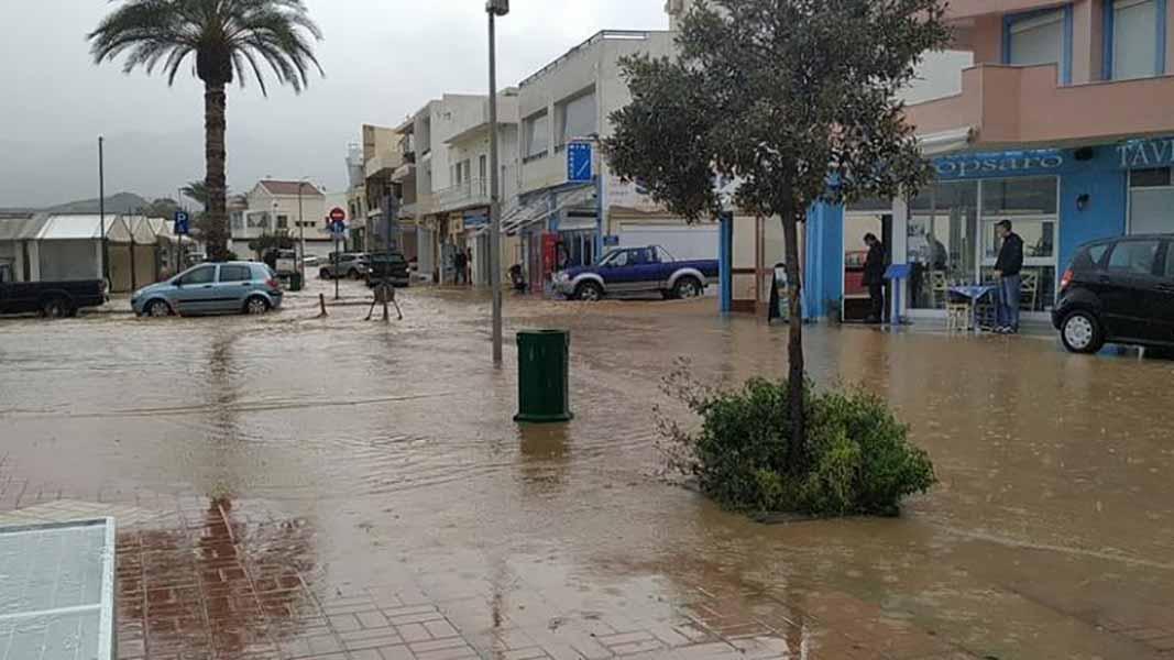 Τ.Θεοδωρικάκος: Οι Δήμοι κινούν τη διαδικασία αποζημιώσεων για τις καταστροφές της 10ης Ιουλίου