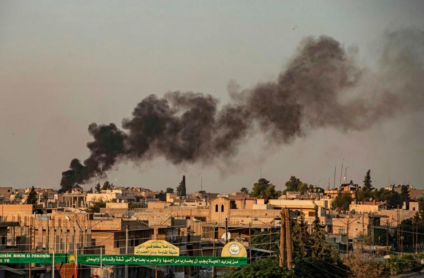 Συρία: Πάνω από 277 οι νεκροί – Χιλιάδες άμαχοι σε φυγή από την τουρκική επίθεση