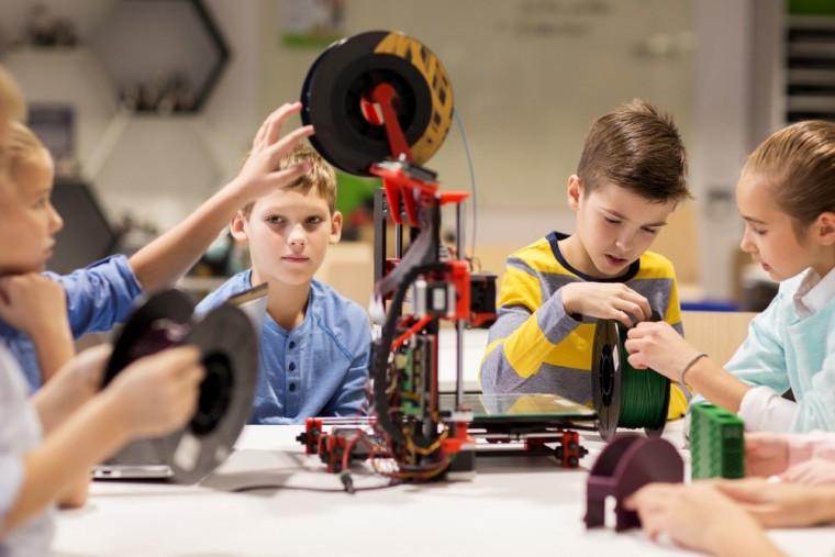 Η ρομποτική έρχεται σε 16 σχολεία της Ελλάδας