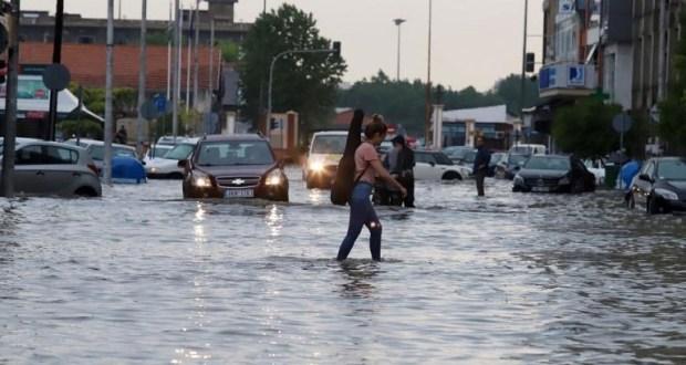 Περιφέρεια Κ.Μακεδονίας: Αντιπλημμυρικά έργα ύψους 30 εκατ. ευρώ