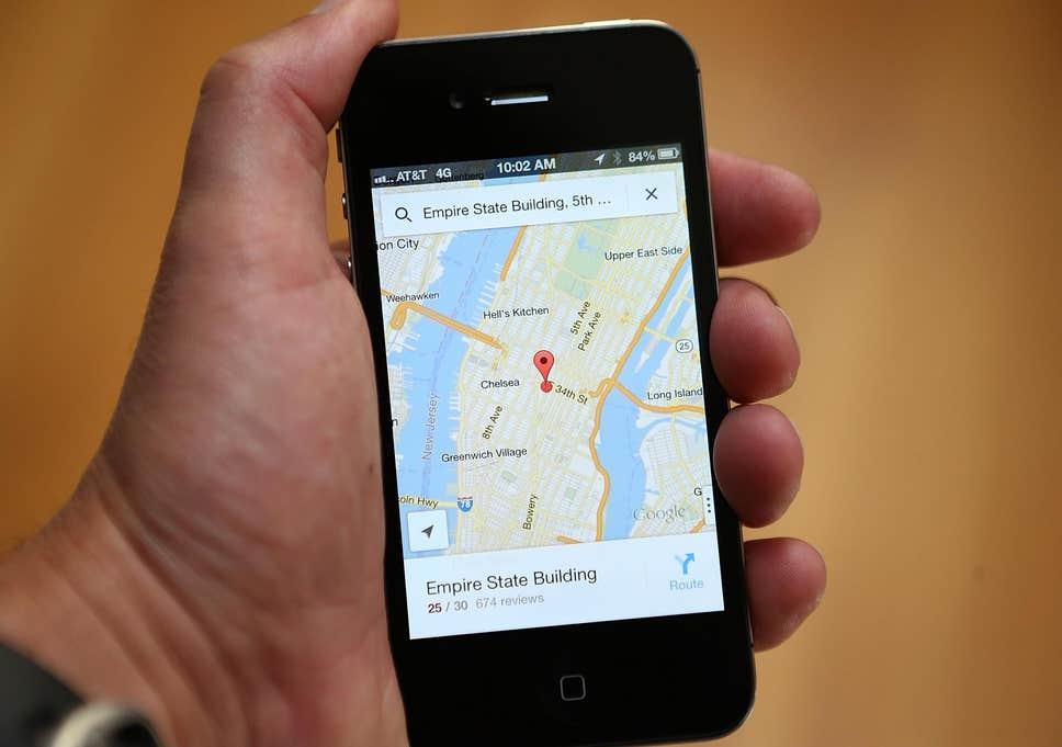 Google Maps : Επιτρέπεται πλέον η «ινκόγκνιτο» περιήγηση στους Χάρτες