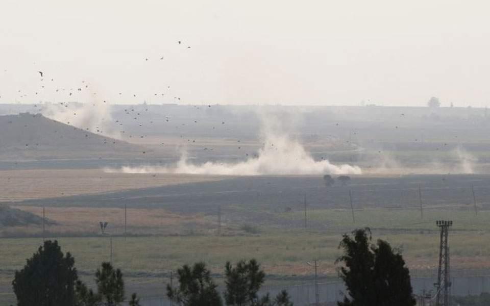 Η Τουρκία εισέβαλε στη Συρία -Το ανακοίνωσε ο Ερντογάν