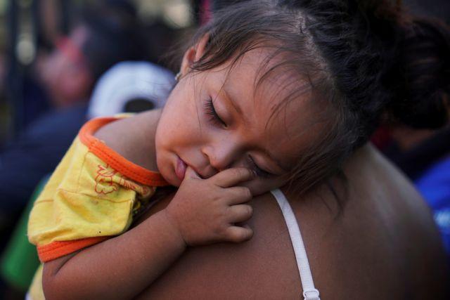 Χιλιάδες παιδιά κάτω των πέντε ετών πεθαίνουν κάθε μέρα στον κόσμο