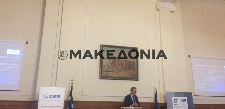 Θεσσαλονίκη-ΕΒΕΘ: Η 4η Βιομηχανική Επανάσταση αλλάζει τις επιχειρήσεις