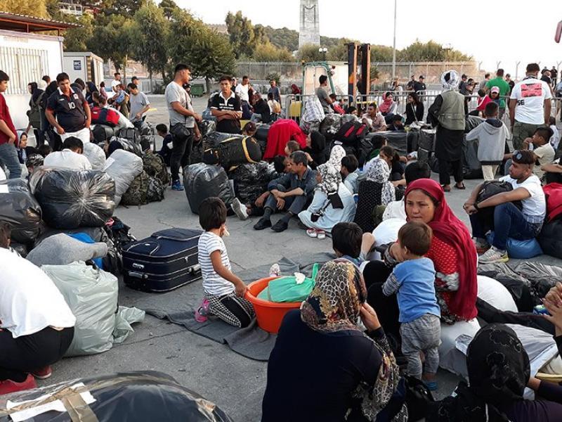 Κεντρική Μακεδονία: Και άλλοι μετανάστες έρχονται από Μόρια
