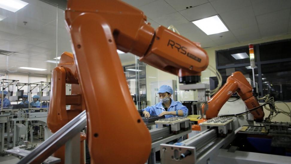 ΣΕΒ: Θα χαθούν θέσεις εργασίας από την αξιοποίηση της ρομποτικής στην Ελλάδα