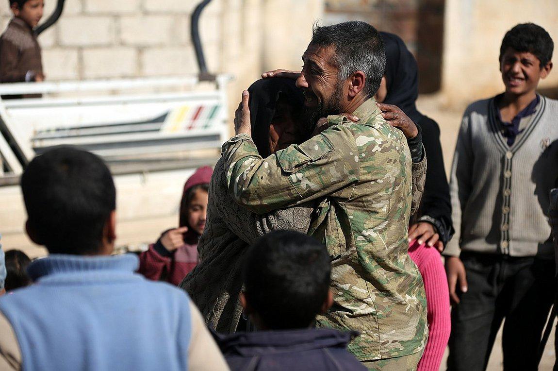ΟΗΕ: Περισσότεροι από 2.300 Σύροι πρόσφυγες έφθασαν στο Ιράκ μετά την τουρκική επίθεση