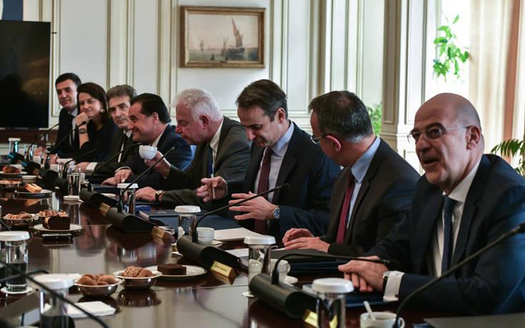 5 νομοσχέδια στο Υπουργικό Συμβούλιο