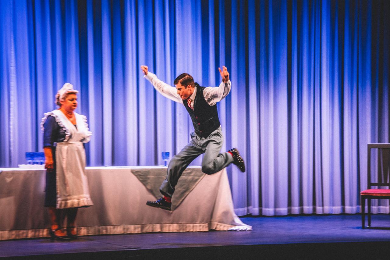 Δείτε τις τελευταίες παραστάσεις του Κρατικού Θεάτρου Βορείου Ελλάδος